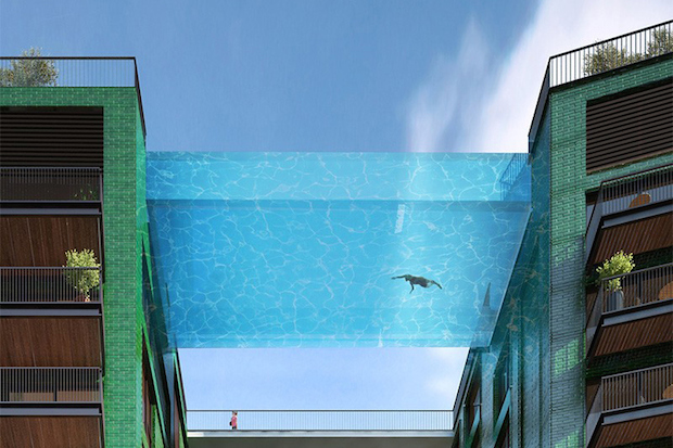 A pool in the air ! (2/2)